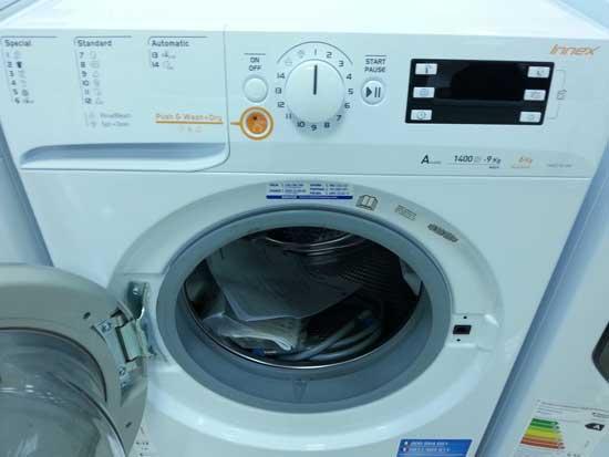 Indesit XWDE 961480X washer dryer