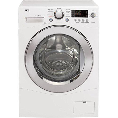 LG WM1355HW washing machine review