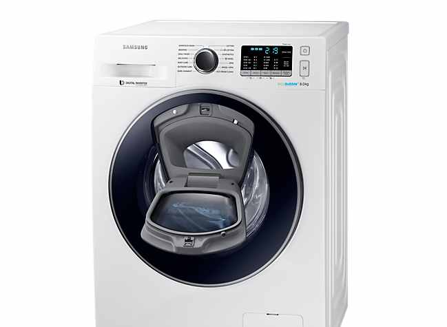 samsung's best washing machines