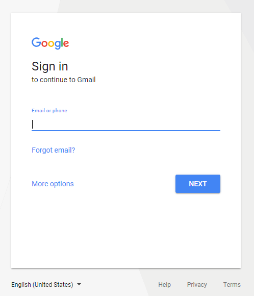 Gmail.com Sign In