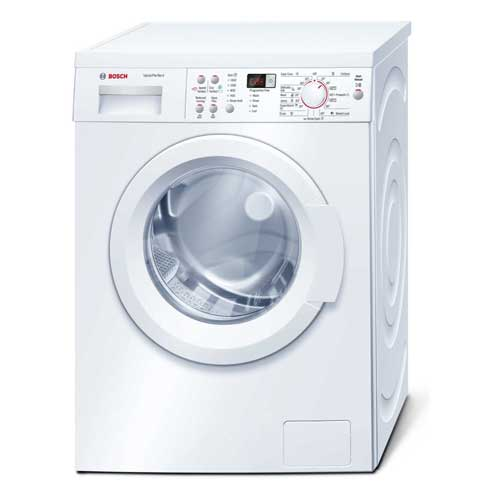 Bosch WAP28378GB Serie 6 EcoSilence Washing Machine White Review