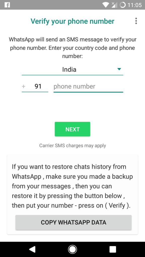 GB Whatsapp APK free Download