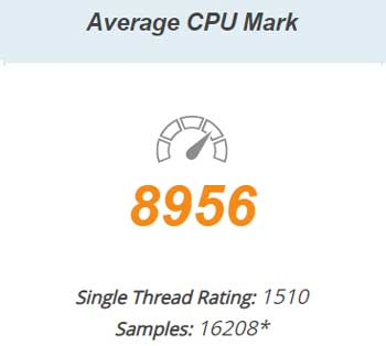 AMD FX-8350 Eight-Core black edition benchmark