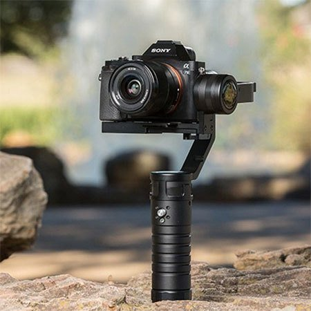 Ikan MS1 Beholder Gimbal Stabilizer