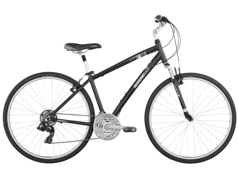 Diamondback Edgewood Hybrid Bike Review