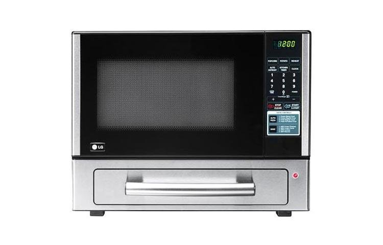 LG LCSP1110ST Counter Top Microwave Oven