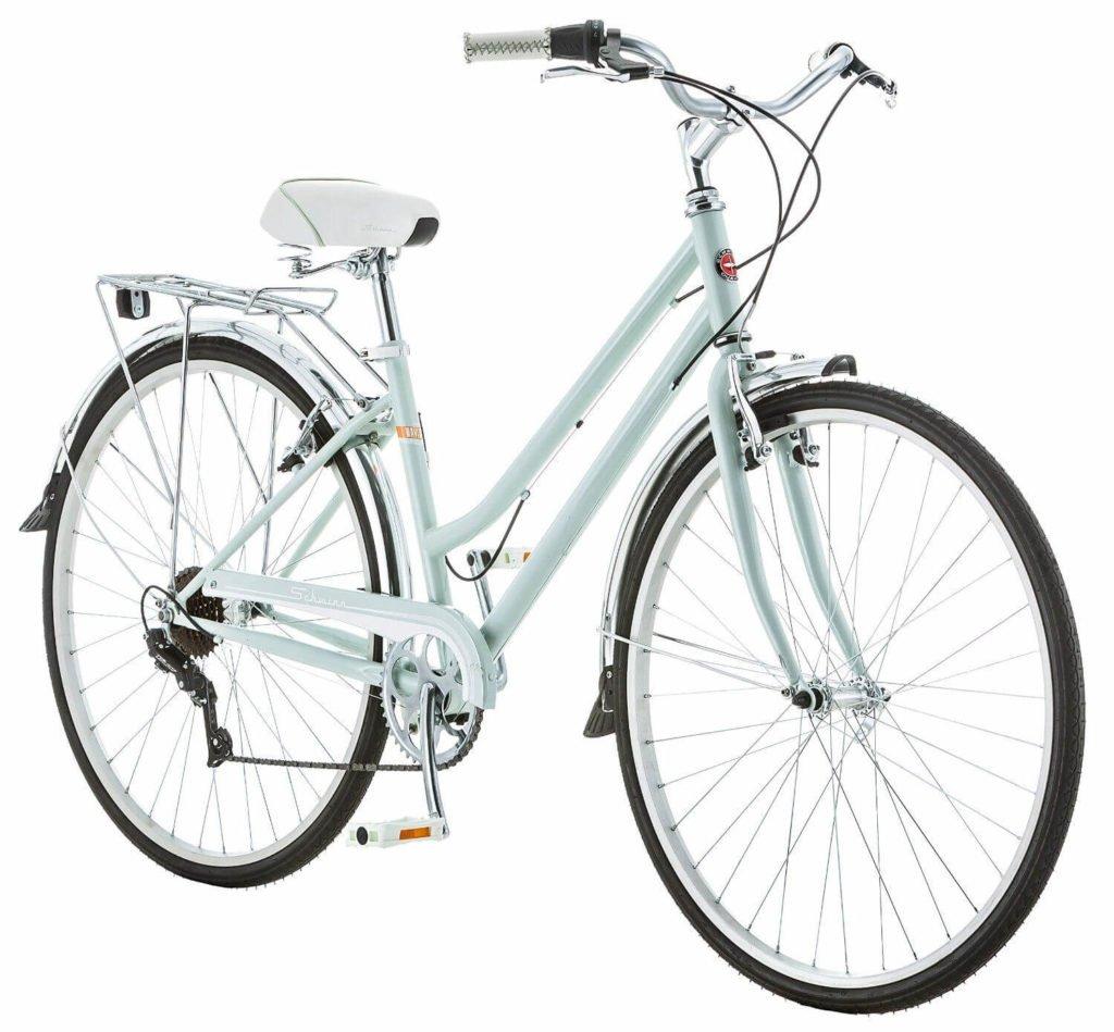 Schwinn Women's Wayfare Hybrid Bike Sage, Mint
