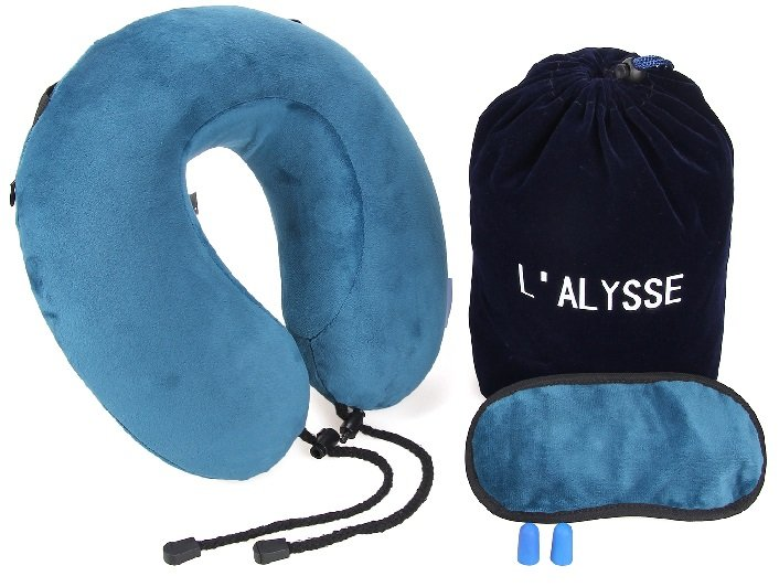 L'Alysse Neck Travel Pillow