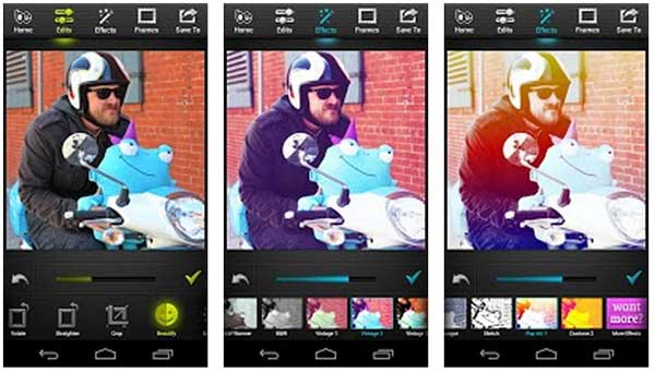 be funky photo editor for ios and android