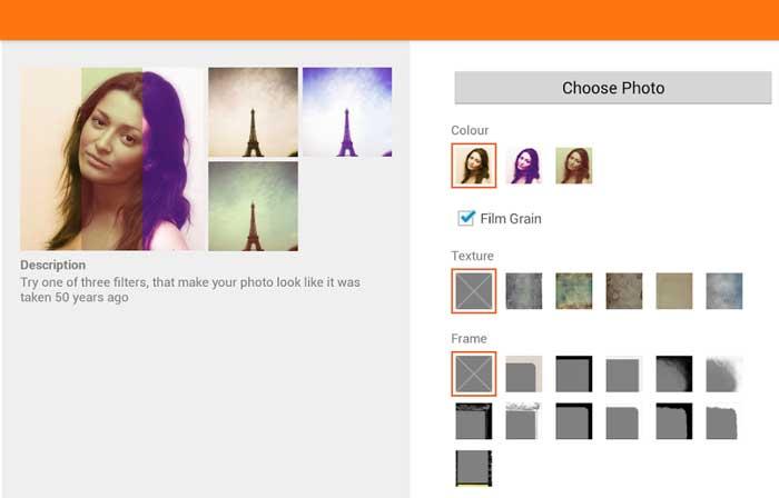 photofunia free editor for android