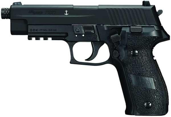 sig sauer best 9mm pistol