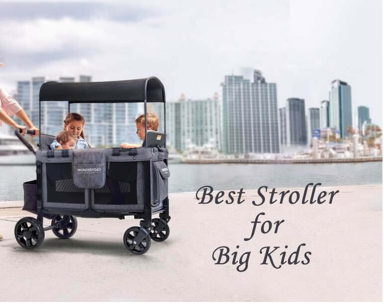 Best Stroller for Big Kids