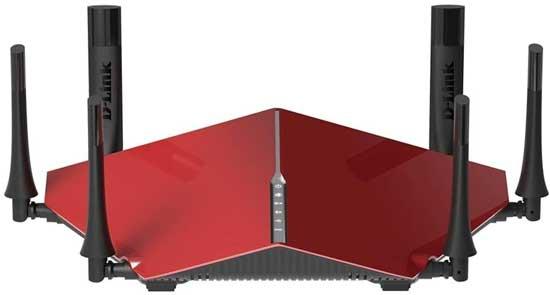 D-link DIR-890L AC3200 Ultra Wireless Router