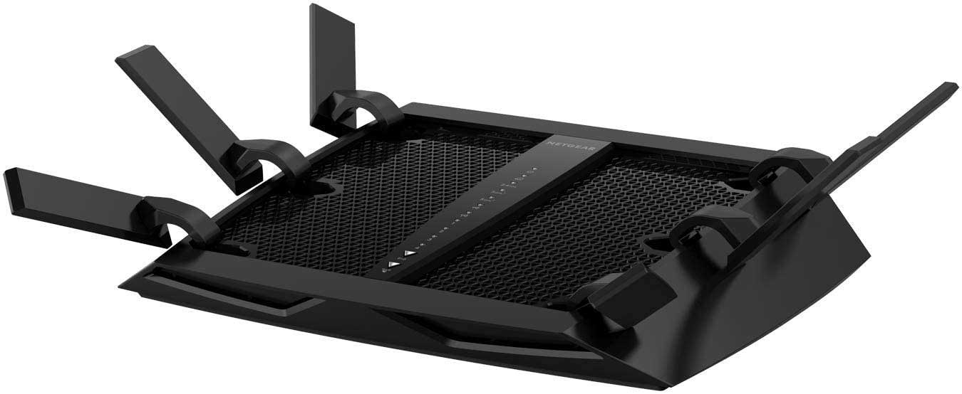 Netgear Nighthawk R8000 X6 Wireless Router [Best for Gaming & Video Streaming]