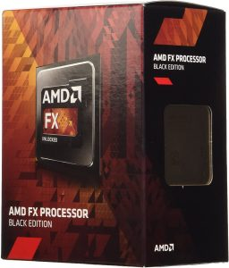 AMD FD4300WMHKBOX FX 4 Core Black Edition FX 4300