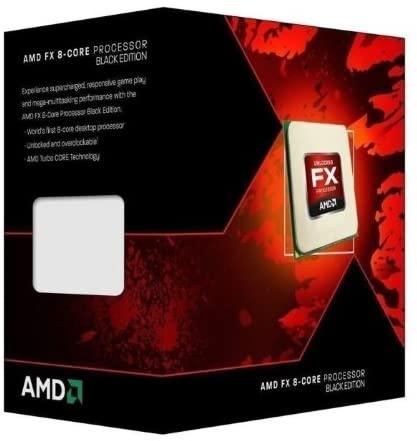 AMD FD8350FRHKBOX FX 8350 8 Core Processor
