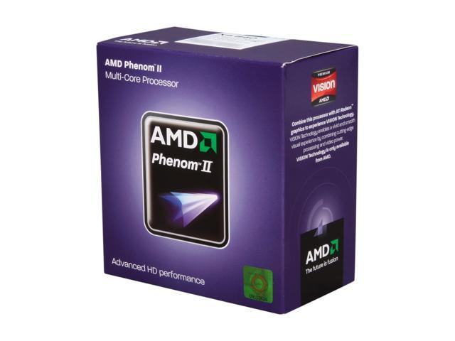 AMD Phenom II X4 840 Edition Deneb 3.2 GHz
