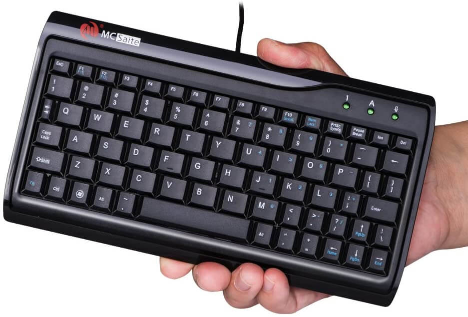 Super Mini Wired Keyboard