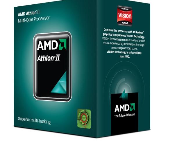 AMD Athlon II X4 640 Processor